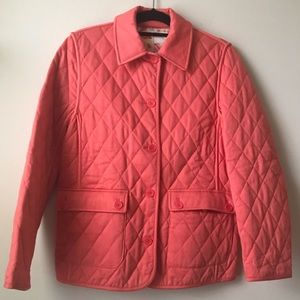 Talbots D. quilted Reversible Jacket. Size S.